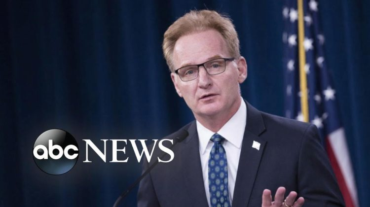 Acting Navy secretary apologizes